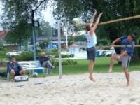 Beach-Tunier im Bad Sommer 2007